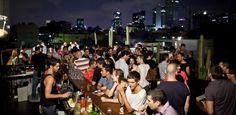Bars In Tel Aviv –Brown Hotel Bar. Hg2Telaviv.com.