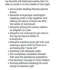 "The ironic thing is that literally ALL of this is just ""Daveed, I'm 'a give you two roles: a confused Frenchman who doesn't realize he got SHOT and a #relatable dude who broke his wrist tryin' to get a gurl"""
