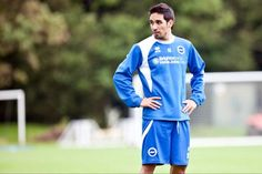 Twitter / OfficialBHAFC: Vicente back in Sussex for his first session of pre-season training.
