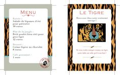 menu_restaurant