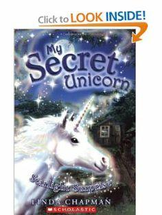 my secret unicorn books series