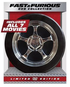 Free USA Shipping on Every Order! 120 Day Return Policy Satisfaction Guaranteed Your Item is Brand New & In Stock today! Get all 7 movies for one low price! Buckle up for nonstop action and mind-blowi