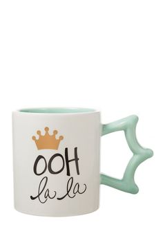 Make mornings fun with this graphic mug.     Sponsored by Nordstrom Rack. Sponsored by Nordstrom Rack.