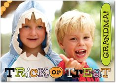 Halloween Hello - Halloween Cards from Treat.com #trickorTREAT