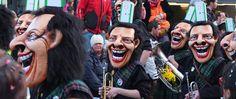 Carnival of Basel   Meczek Travel Blog