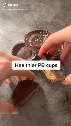 Healthy Deserts, Healthy Sweets, Healthy Dessert Recipes, Healthy Baking, Vegan Desserts, Healthy Snacks, Fun Baking Recipes, Cooking Recipes, Yummy Food