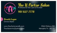 The U Factor Salon and Boutique