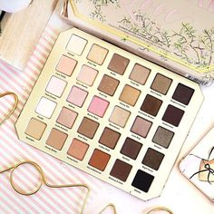 Too Face Natural Love eyeshadow palette #Regram via @ladywritesblog