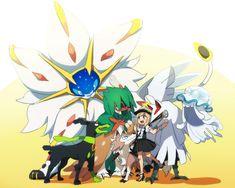 Pokémon Sun & Moon/#2093920 - Zerochan