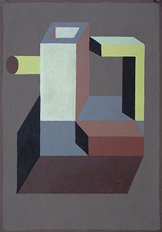 Nathalie Du Pasquier | painting