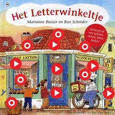 Maak je eigen interactieve prent met de gratis app Thinglink zoals deze gemaakt door Jet de Bruyne