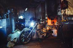 Necromonger photo Ruslan Sitarchuk