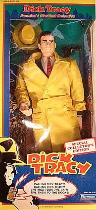 Dick Tracy Collectibles 68