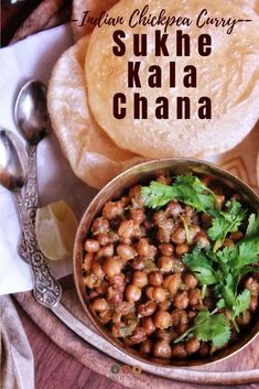 Indian sukhe kala chana recipe for navratri - Ashtami Navami Prasad recipe Stir Fry Recipes, Top Recipes, Indian Food Recipes, Vegan Recipes, Cooking Recipes, Ethnic Recipes, Dinner Recipes, Chickpea Recipes, Lentil Recipes