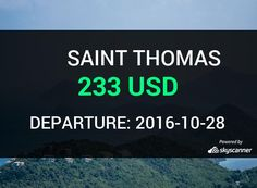 Flight from San Francisco to Saint Thomas by jetBlue #travel #ticket #flight #deals   BOOK NOW >>>