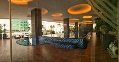 Indoor Swimming Pool - Le Pool Bar, 5th Floor MELIA Hotels Makassar ❤️