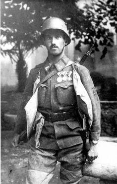 Austro-Hungarian stormtrooper