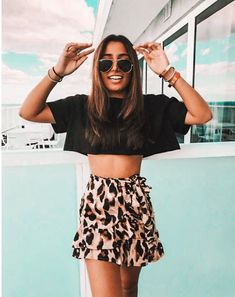 hottest summer outfits ideas to stand out from the crowd 19 ~ my. Cute Casual Outfits, Cute Summer Outfits, Spring Outfits, Sexy Outfits, Outfit Summer, Looks Street Style, Looks Style, Mein Style, Inspiration Mode