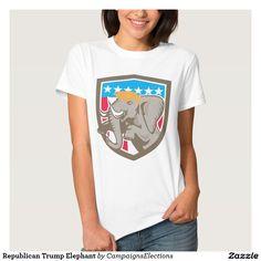 Republican Trump Elephant