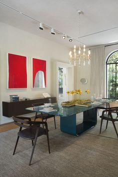 Dining Room by Gisele Taranto – Week 3: Study – Casa Cor 2016 | HomeDSGN