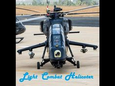 HAL Light Combat Helicopter – The Video Streams