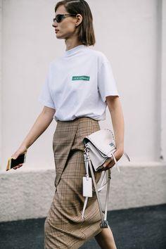 #StreetStyle: MFW Primavera-Verano 2018 - 79.#StreetStyle Milan Fashion Week | Galería de fotos 46 de 192 | VOGUE