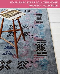 cool floor and stool combination