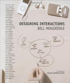 Designing Interactions by Bill Moggridge http://www.amazon.co.uk/dp/0262134748/ref=cm_sw_r_pi_dp_gQrhvb0WYXFG7