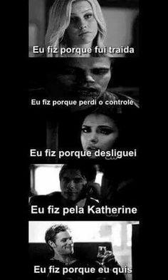 E é por isso que amo o Klaus