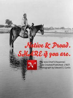 Native & Proud.