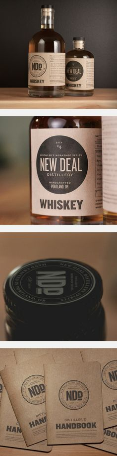 New Deal Distillery by Peter Baston