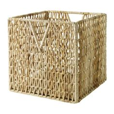 PJÄS Basket IKEA This Basket Is Suitable For Storing Your Newspapers,  Magazines, Photos Or