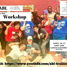 Professional Development for Educators K-12th Grade  Click link to register: www.youthfit.com/abl-trainings Teacher Workshops, Professional Development, Action, Baseball Cards, Education, Day, Link, Group Action, Teaching