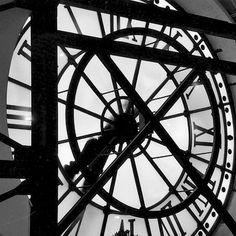 Yup. Its beautiful. Paris Clock, Musée d'Orsay