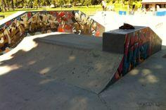 Riverslide Skatepark (Melbourne VIC, Australia) #skatepark #skate #skateboarding #skatinit #skateparkreview