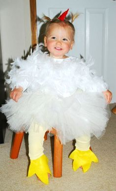 or a DIY duck costume