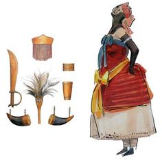 Iansã (de Caribé) Elfi Kürten Fenske: Carybé (Hector Julio Páride Bernabó) - A arte e a paixão pela Bahia