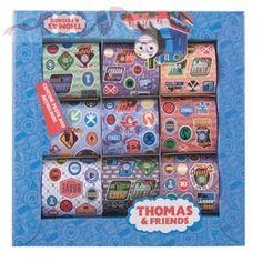 Set abtibilduri - Trenuletul Thomas Friends, Advent Calendar, Holiday Decor, Home Decor, Amigos, Decoration Home, Room Decor, Boyfriends, True Friends