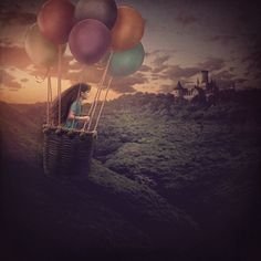 One of the Artists that inspires me! Take a ride with me by Kristen Marie on 500px