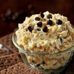 Cookie Dough Dip Recipe-my daughter should love this dip!!