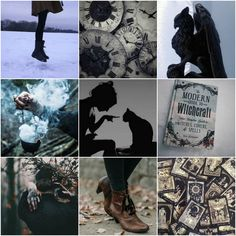 Nearly Witches // moodboard