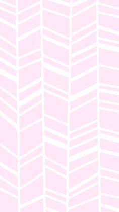Pink Herringbone | http://www.linesacross.com/2014/06/free-herringbone-iphone-wallpaper.html