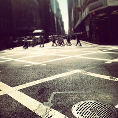 The inspiring streets of NYC
