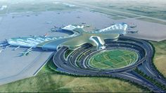 Airport concept