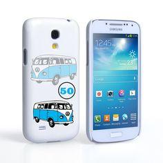 Caseflex VW Camper Van Classic Car Samsung Galaxy S4 Mini Case | Mobile Madhouse