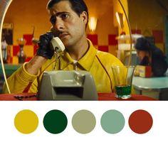 Wes Anderson Color