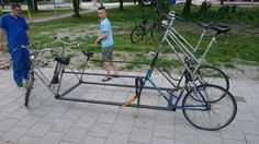 4 person bicycle