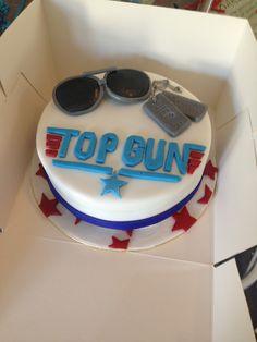 Best Cake Decorating Gun : 1000+ images about top gun party on Pinterest Top Gun ...