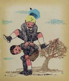 Ein Apfelbaum im Bauch – Un melo nella pancia Bridge, Apple Tree, Bridges, Attic, Bro