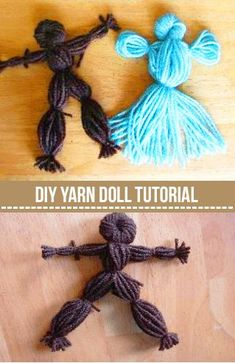 17 Pioneer Day Activities and Crafts for Kids (she: Mariah) yarn<br> If you're looking for Pioneer Day Activities, then look no more! Mariah has created a roundup of things to do, including crafts and snacks. Pioneer Day Activities, Wild West Activities, Stem Activities, Summer Activities, Diy Yarn Dolls, Pioneer Crafts, Pioneer Life, Pioneer Camp, American Heritage Girls